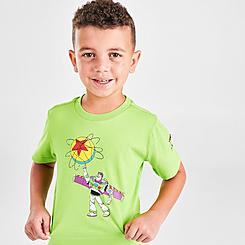 Boys' adidas Buzz x Luxo Basketball Toy Story T-Shirt