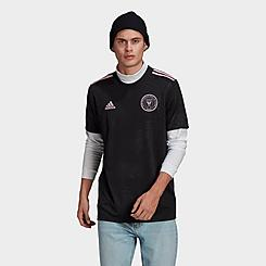 Men's adidas Inter Miami Replica CF Away Authentic Soccer Jersey