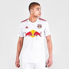 Men's adidas New York Bulls 21-22 Home Soccer Jersey