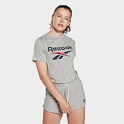 Women's Reebok Identity Logo T-Shirt