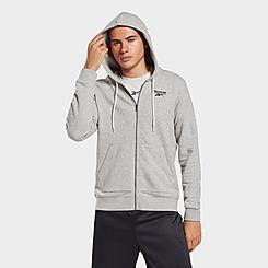 Men's Reebok Identity Full-Zip Hoodie