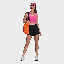Women's adidas Recycled Cotton Athletic Shorts