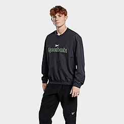 Men's Reebok Classics Woven Crewneck Sweatshirt