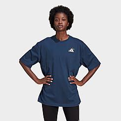 Women's adidas Mandala Badge Of Sport T-Shirt