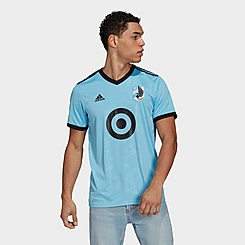 Men's adidas Minnesota United FC 21-22 Away Soccer Jersey