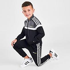 Boys' Toddler and Little Kids' adidas Originals Challenger Track Jacket and Pants Set