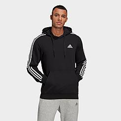 Men's adidas Essentials 3-Stripes Hoodie