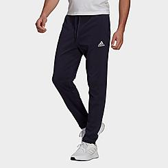 Men's adidas Essentials Tapered Open Hem Sweatpants