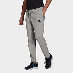Men's adidas Essentials Tapered Open Hem Sweatpants