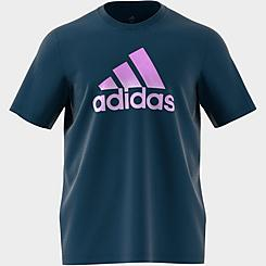 Men's adidas Essentials Tie-Dye Inspirational T-Shirt