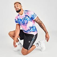 Men's adidas Originals Palm 3-Stripes Shorts