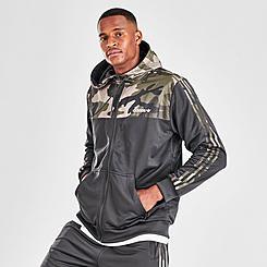 Men's adidas Originals Camopol Full-Zip Hoodie