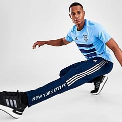 Men's adidas New York City FC Travel Pants