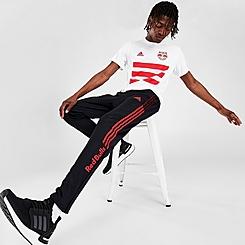 Men's adidas New York Red Bulls Travel Pants