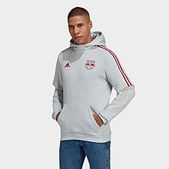 Men's adidas New York Red Bulls Travel Hoodie