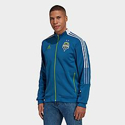 Men's adidas Seattle Sounders FC Soccer Anthem Jacket