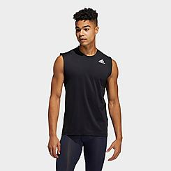Men's adidas TechFit Fitted Tank