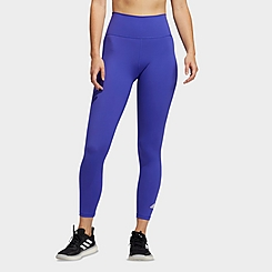 Women's adidas Believe This Primeblue Cropped Training Tights