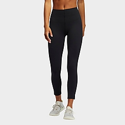 Women's adidas Elevate Yoga Flow Cropped Training Tights