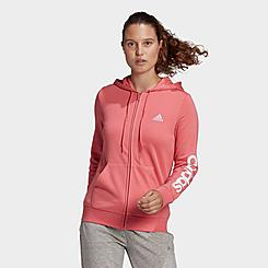 Women's adidas Essentials Full-Zip Hoodie