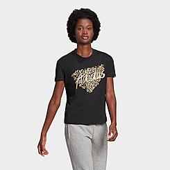 Women's adidas Leopard Graphic T-Shirt