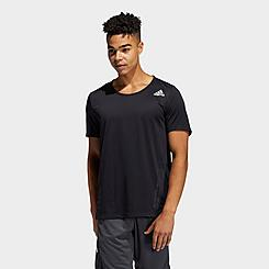 Men's adidas AEROREADY 3-Stripes Flow Primeblue T-Shirt