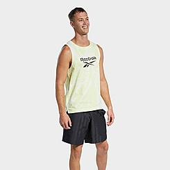 Men's Reebok Classics Summer Retreat Tie-Dye Tank
