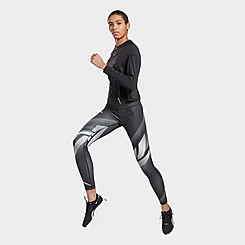 Women's Reebok MYT Printed Training Tights