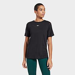 Women's Reebok Burnout Training T-Shirt