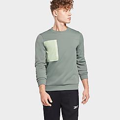 Men's Reebok MYT Crewneck Sweatshirt