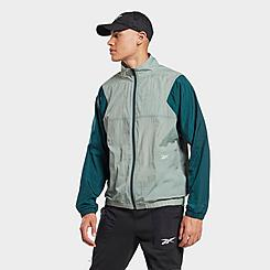 Men's Reebok MYT Ollie Windbreaker Jacket