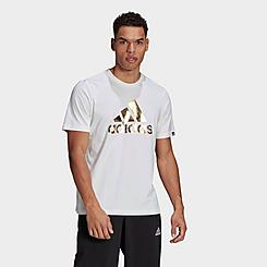 Men's adidas Foil Logo Graphic T-Shirt