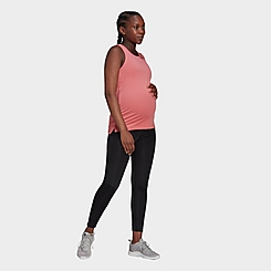 Women's adidas Designed 2 Move Cropped Sport Tights (Maternity)