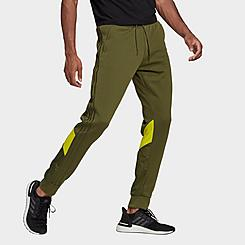Men's adidas Sportswear Fabric Block Jogger Pants