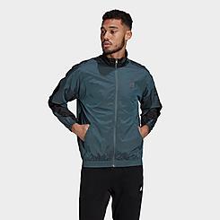 Men's adidas Sportswear Street Woven Track Jacket