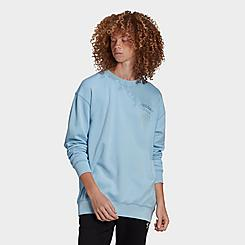 Men's adidas Originals Overdyed Crewneck Sweatshirt