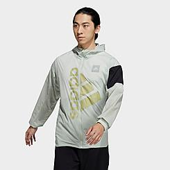 Men's adidas Badge of Sport Mesh Jacket