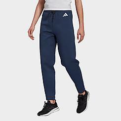 Women's adidas Sportswear Doubleknit Cropped Pants