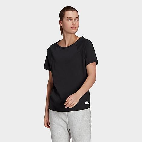 Adidas Originals ADIDAS WOMEN'S LOOSE FIT PRIMEBLUE T-SHIRT