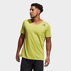 Men's adidas AEROREADY 3-Stripes Flow Primeblue T-Shirt
