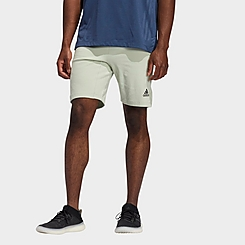 Men's adidas AEROREADY 3-Stripes Flow Primeblue Training Shorts