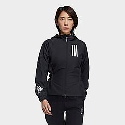 Women's adidas Athletics W.N.D. Primeblue Wind Jacket