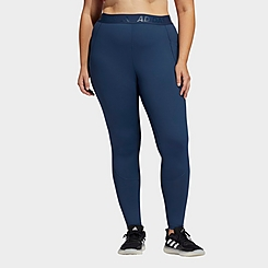 Women's adidas Techfit High-Rise Training Tights (Plus Size)