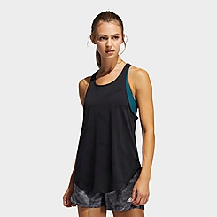 Women's adidas Jacquard Training Tank