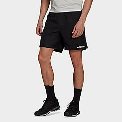 Men's adidas Terrex Primeblue Trail Running Shorts