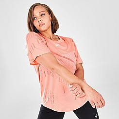 Women's Reebok Burnout Training T-Shirt (Plus Size)