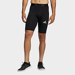 Men's adidas Techfit Training Short Tights