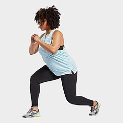 Women's Reebok Lux High-Rise Training Leggings (Plus Size)