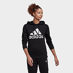 Women's adidas Essentials Relaxed Logo Hoodie
