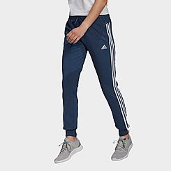 Women's adidas Essentials Slim Tapered Cuffed Jogger Pants